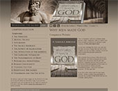 Why Men Made God book
